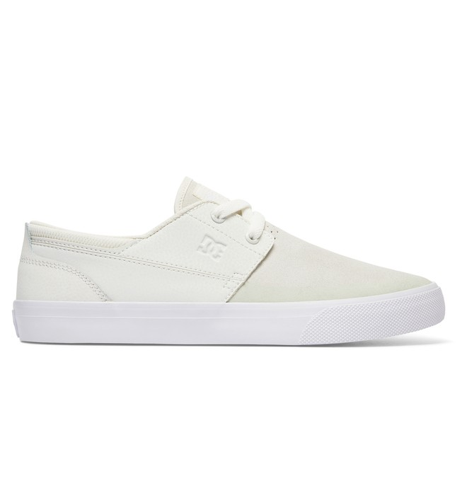 0 Wes Kremer 2 S - Skate Schuhe Weiss ADYS300241 DC Shoes