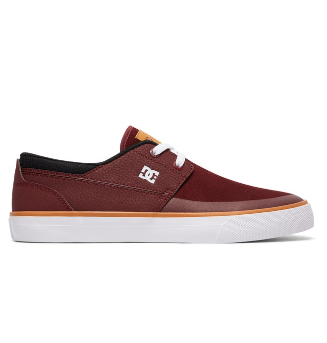 0 Wes Kremer 2 S - Skateschoenen voor Heren Red ADYS300241 DC Shoes