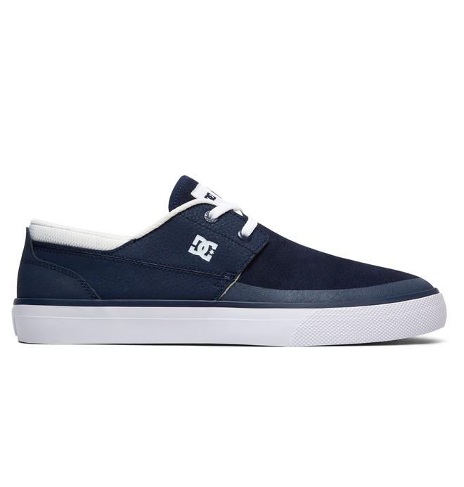 0 Wes Kremer 2 S - Chaussures de skate pour Homme Bleu ADYS300241 DC Shoes