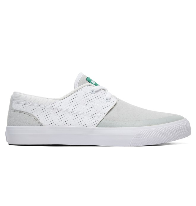 0 Wes Kremer 2 S Skate Shoes White ADYS300241 DC Shoes