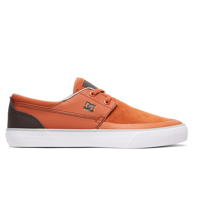 0 Wes Kremer 2 S Skate Shoes Brown ADYS300241 DC Shoes