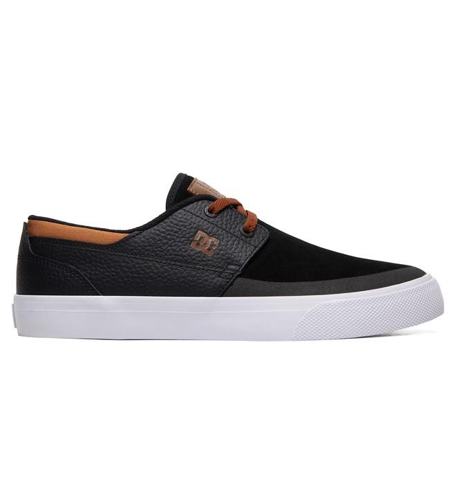 0 Wes Kremer 2 S Skate Shoes Black ADYS300241 DC Shoes