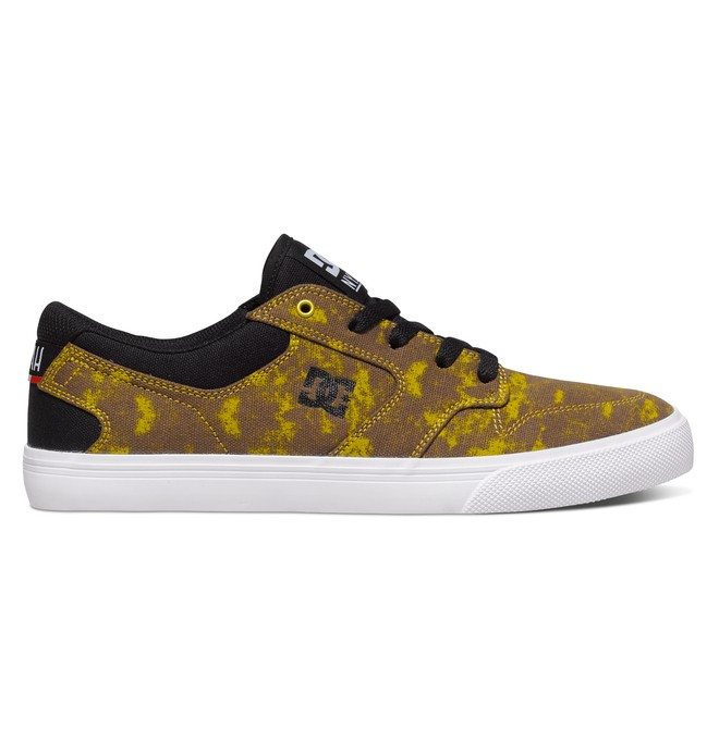 0 Nyjah Vulc TX - Low-Top Shoes  ADYS300244 DC Shoes