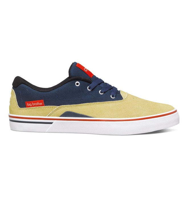 0 Men's Sultan S SE Big Brother Shoes  ADYS300245 DC Shoes