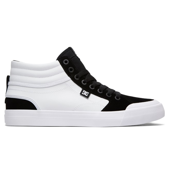 0 Evan Smith Hi - Zapatillas Altas para Hombre Blanco ADYS300246 DC Shoes