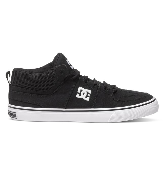 0 Lynx Vulc Mid TX - Mid Shoes  ADYS300254 DC Shoes