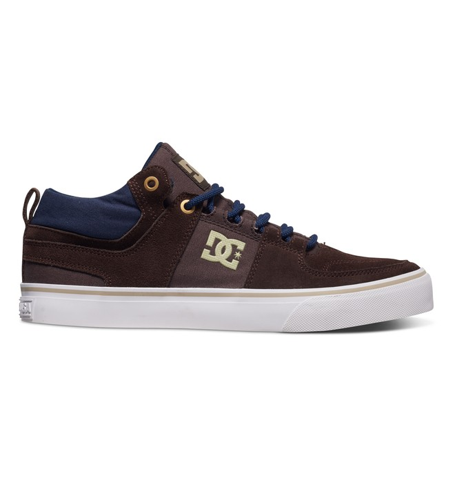 0 Lynx Vulc Mid - Chaussures  ADYS300255 DC Shoes