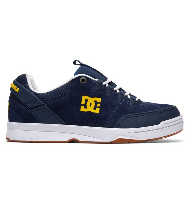 0 Syntax - Baskets pour Homme Bleu ADYS300290 DC Shoes