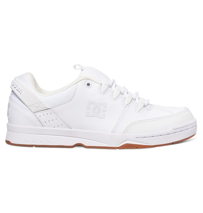 0 Zapatos Syntax Blanco ADYS300290 DC Shoes