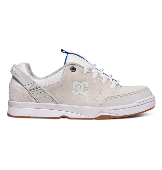 0 Syntax - Scarpe da Uomo White ADYS300290 DC Shoes