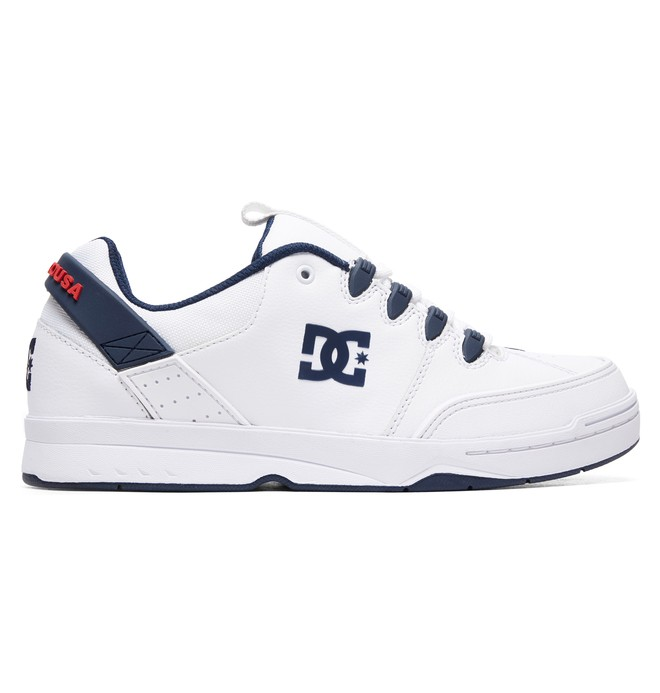 0 Syntax - Shoes for Men White ADYS300290 DC Shoes