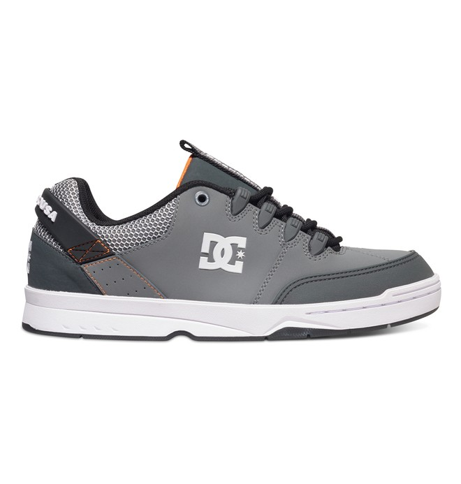 0 Syntax - Shoes Gray ADYS300290 DC Shoes