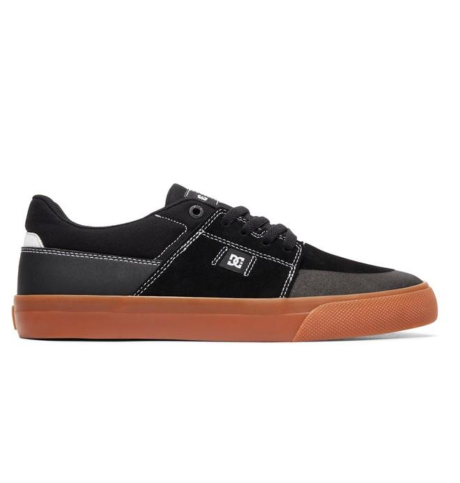 0 Wes Kremer - Baskets Noir ADYS300315 DC Shoes