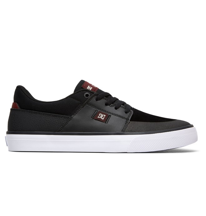 0 Wes Kremer - Shoes Black ADYS300315 DC Shoes