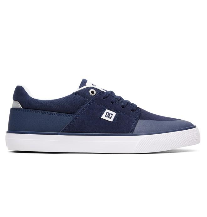 0 Wes Kremer - Shoes for Men Blue ADYS300315 DC Shoes