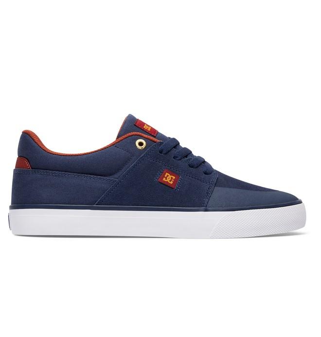 0 Wes Kremer - Baskets Bleu ADYS300315 DC Shoes