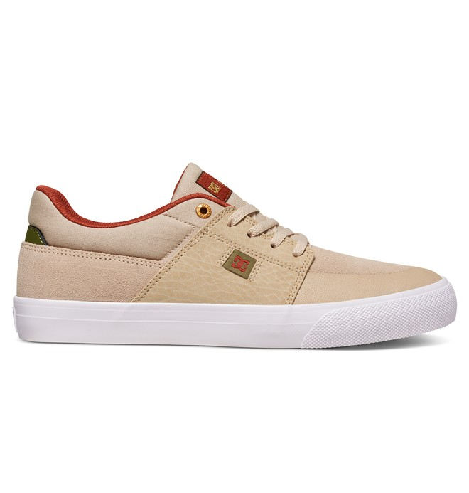 0 Wes Kremer - Shoes Brown ADYS300315 DC Shoes