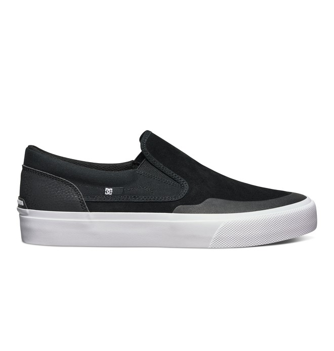 0 Men's Trase S RT Slip On Skate Shoes  ADYS300357 DC Shoes