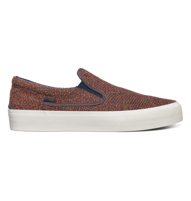 0 Trase TX LE - Chaussures slip-On  ADYS300366 DC Shoes