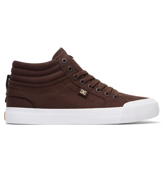 0 Evan Smith Hi TX - Hoge Schoenen Brown ADYS300383 DC Shoes