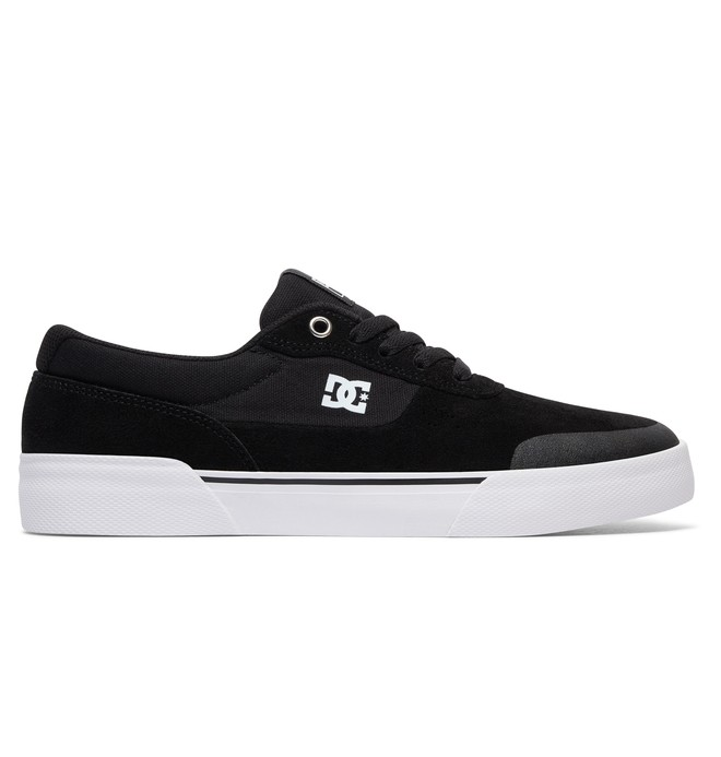 0 Switch Plus S - Skate Shoes Black ADYS300399 DC Shoes