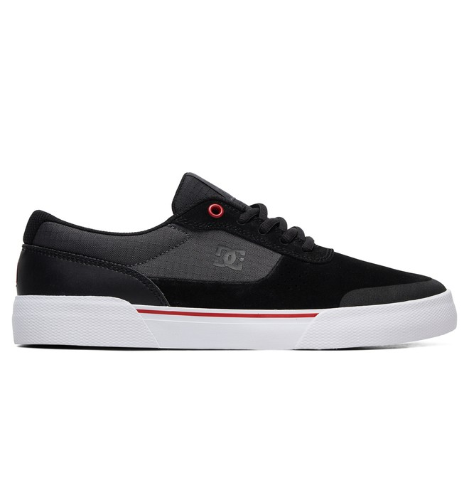 0 Switch Plus S Skate Shoes Black ADYS300399 DC Shoes