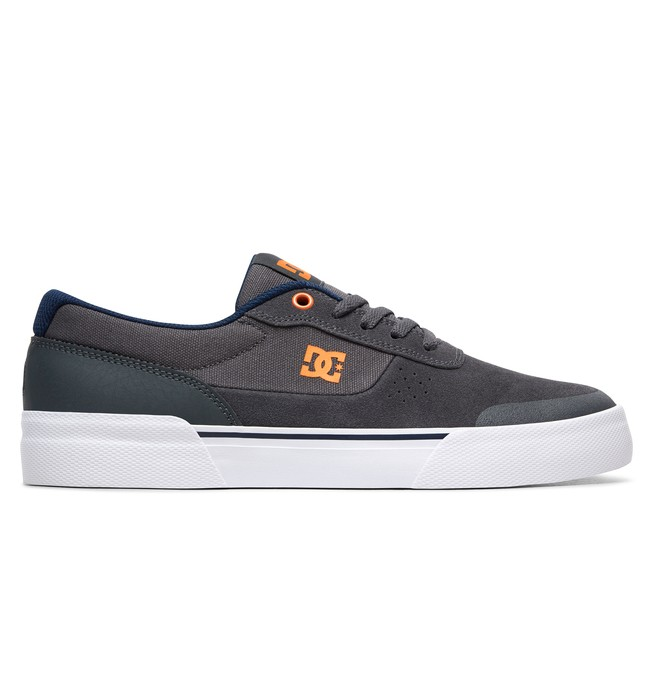 0 Switch Plus S - Skateschoenen voor Heren Gray ADYS300399 DC Shoes