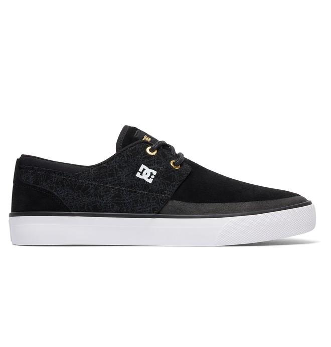 0 Wes Kremer 2 X Sk8Mafia - Chaussures pour Homme Noir ADYS300400 DC Shoes