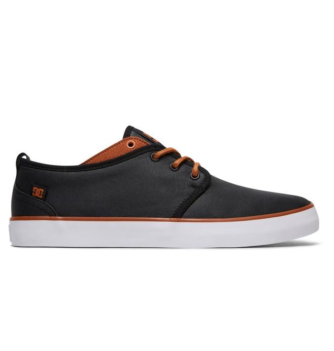 0 Men's Studio 2 TX SE Shoes Black ADYS300405 DC Shoes