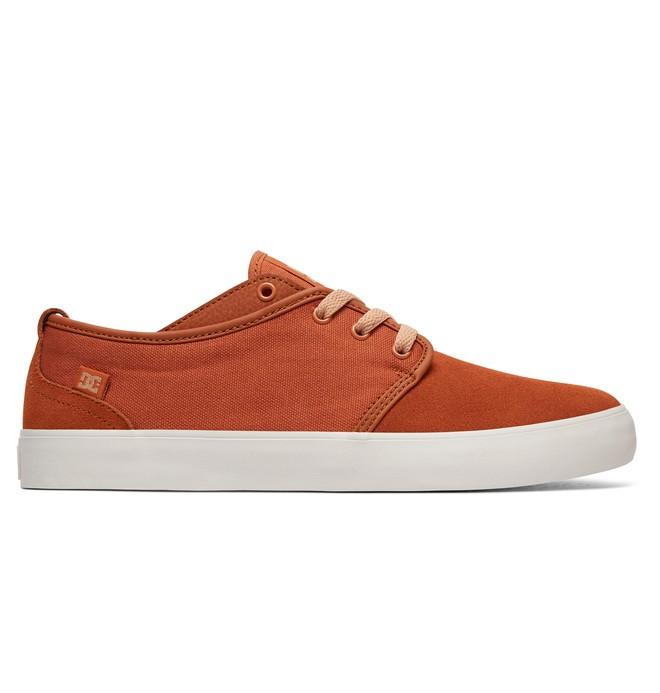 0 Studio 2 - Shoes Brown ADYS300406 DC Shoes