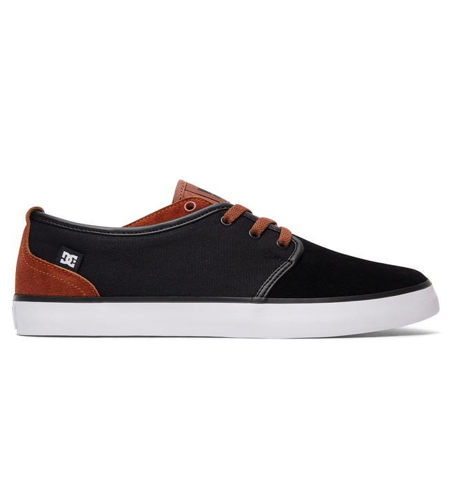 0 Studio 2 - Shoes Black ADYS300406 DC Shoes