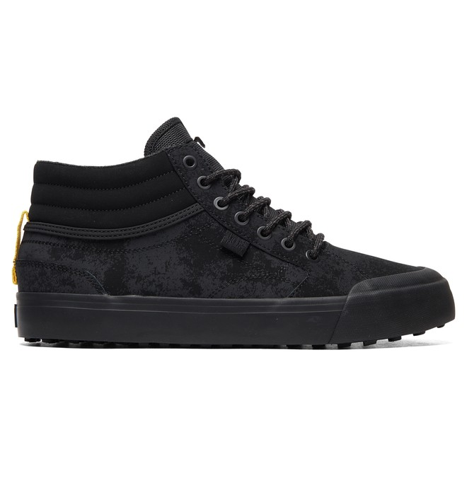 0 Evan Smith Hi WNT - Winterized High-Top Shoes for Men Black ADYS300412 DC Shoes
