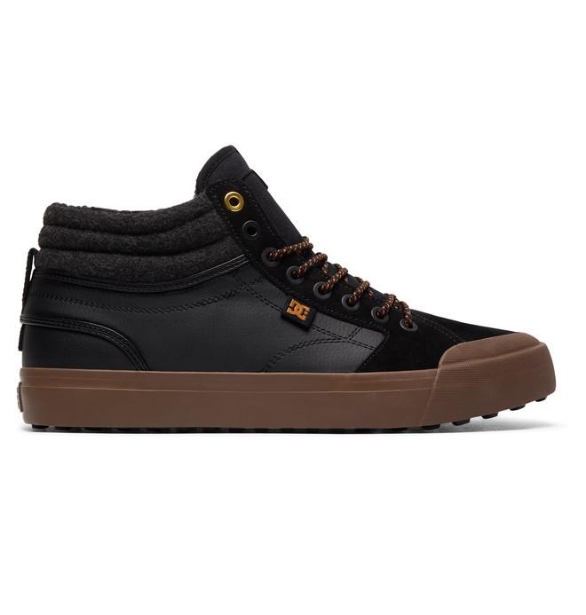 0 Evan Smith Hi WNT High-Top Winter Shoes Black ADYS300412 DC Shoes