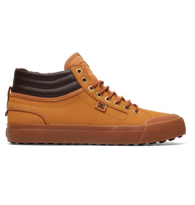 0 Evan Smith Hi WNT - Zapatillas altas para invierno Beige ADYS300412 DC Shoes