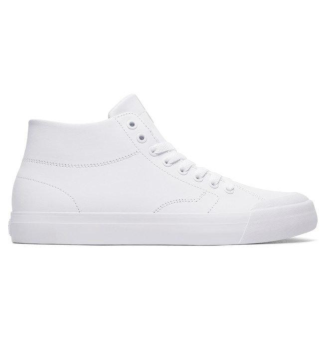 0 Men's Evan Smith Hi Zero High-Top Shoes White ADYS300423 DC Shoes