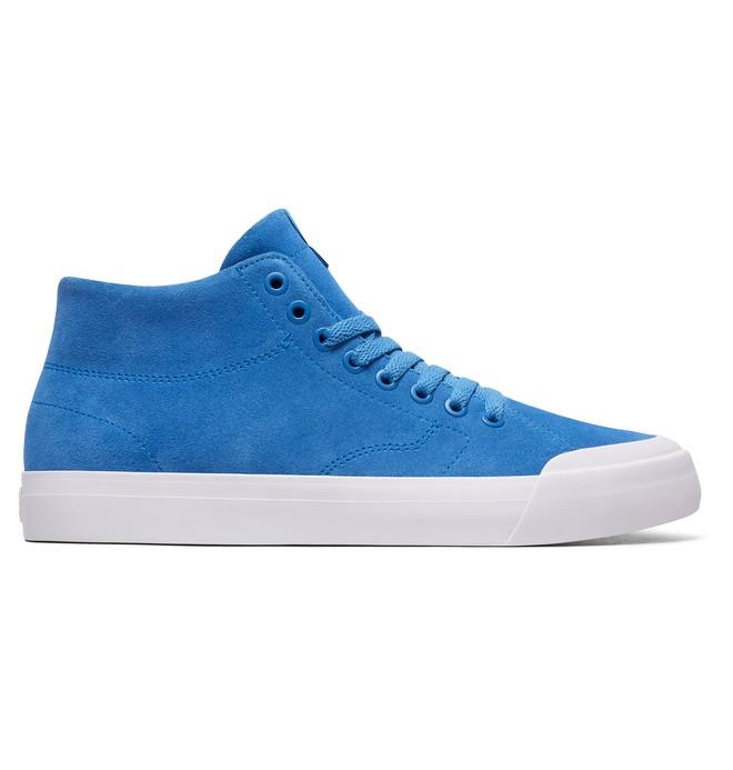 0 Evan Smith Hi Zero - Hoge Schoenen voor Heren Blue ADYS300423 DC Shoes
