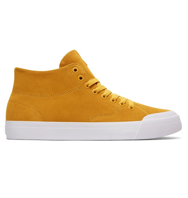 0 Evan Smith Hi Zero High-Top Shoes Yellow ADYS300423 DC Shoes