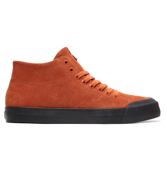 0 Evan Smith Hi Zero High-Top Shoes Brown ADYS300423 DC Shoes
