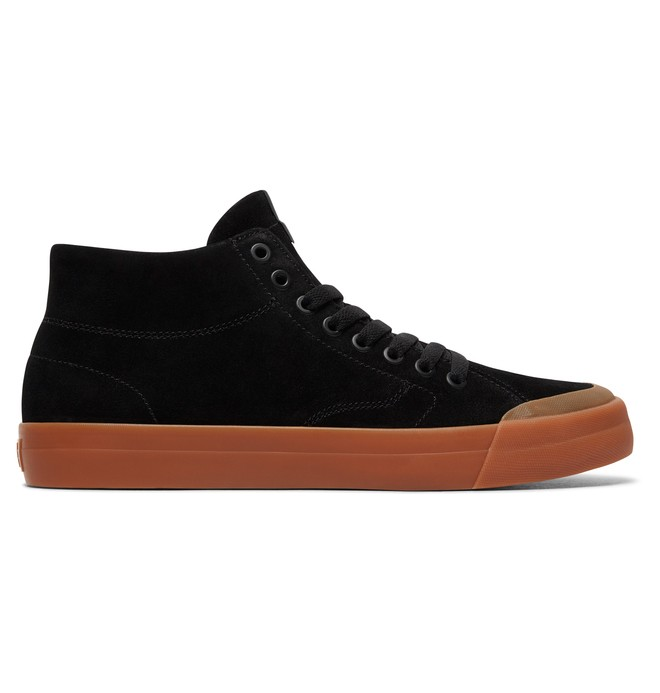 0 Evan Smith Hi Zero - High-Top Shoes for Men Black ADYS300423 DC Shoes