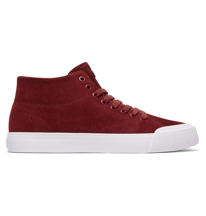 0 Evan Smith Hi Zero - High-Top Shoes for Men Red ADYS300423 DC Shoes