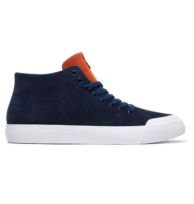 0 Evan Smith Hi Zero High-Top Shoes Blue ADYS300423 DC Shoes