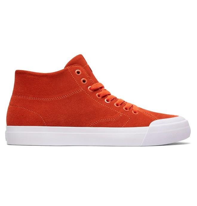 0 Zapatos de Parte Superior Alta Zero HI Evan Smith Rojo ADYS300423 DC Shoes
