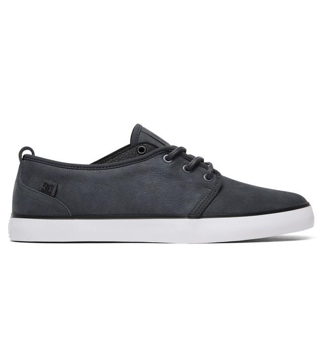 0 Men's Studio 2 LX Shoes Grey ADYS300426 DC Shoes