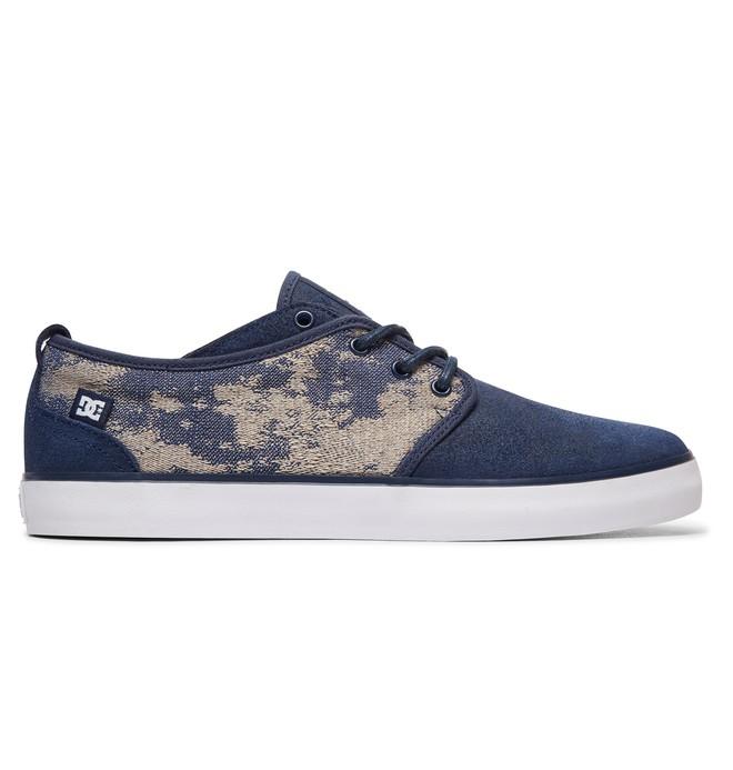 0 Studio 2 SE - Baskets Bleu ADYS300427 DC Shoes