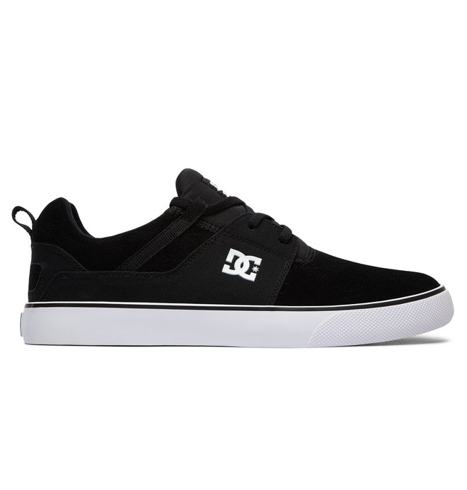 0 Heathrow Vulc - Baskets pour Homme Noir ADYS300443 DC Shoes