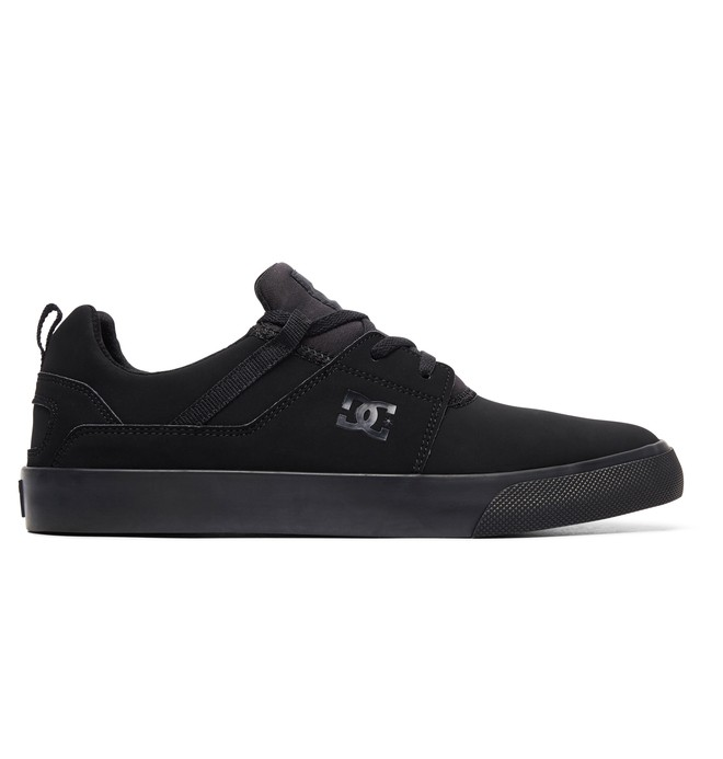 0 Кеды Heathrow Vulc Черный ADYS300443 DC Shoes