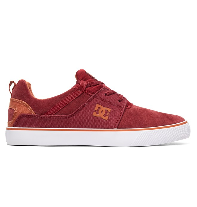 0 Zapatos Vulc Heathrow Rojo ADYS300443 DC Shoes