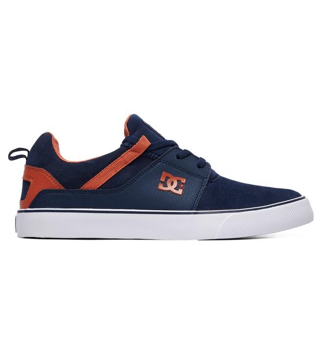 0 Heathrow Vulc Shoes Blue ADYS300443 DC Shoes