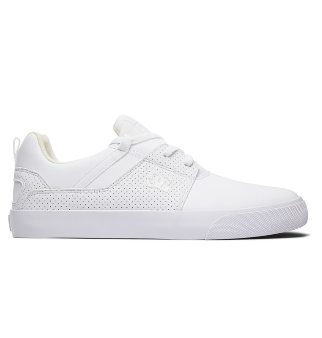 0 Heathrow Vulc - Schoenen voor Heren White ADYS300443 DC Shoes