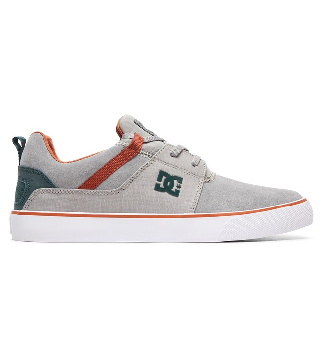 0 Heathrow Vulc - Scarpe da Uomo Gray ADYS300443 DC Shoes